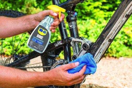 WD Limpiador total bicicletas
